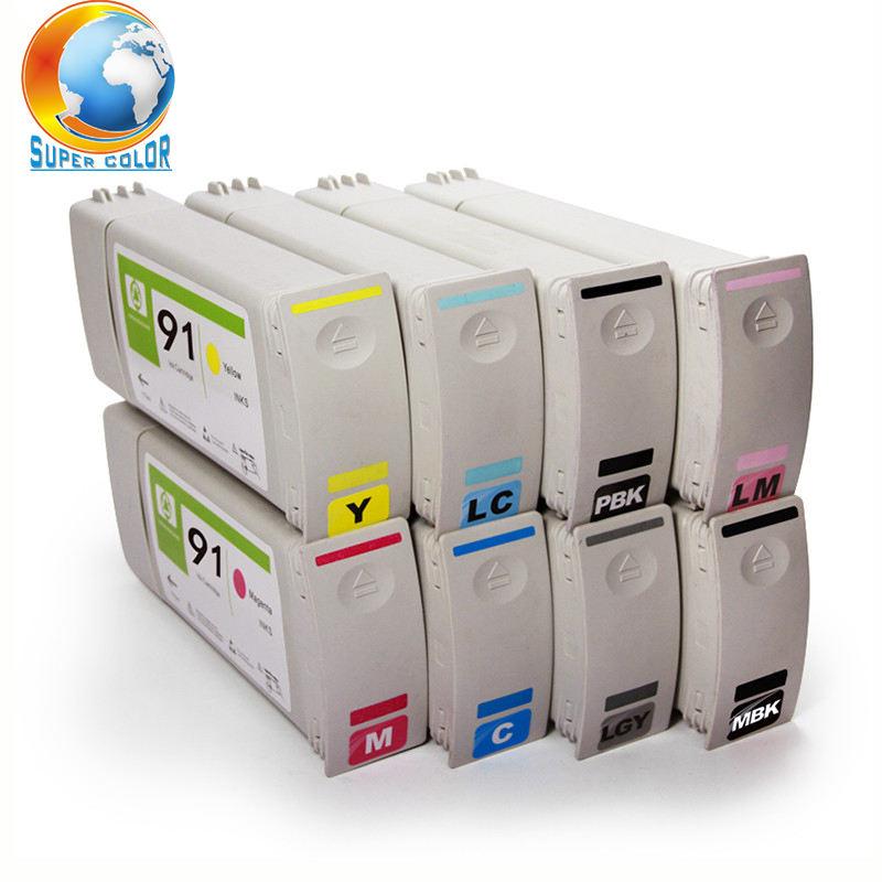 Supercolor para <span class=keywords><strong>HP</strong></span> 91 775 ml para <span class=keywords><strong>HP</strong></span> Z6100 cartucho de tinta Compatible