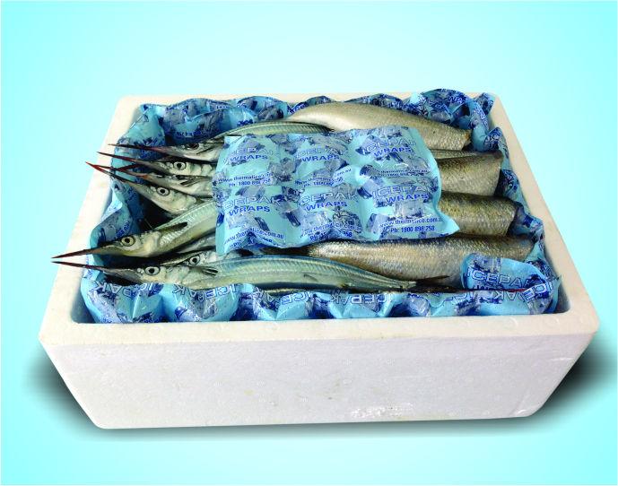 الجليد حزمة الأغطية للشحن المأكولات البحرية عادي الغداء كيس الثلج حزمة