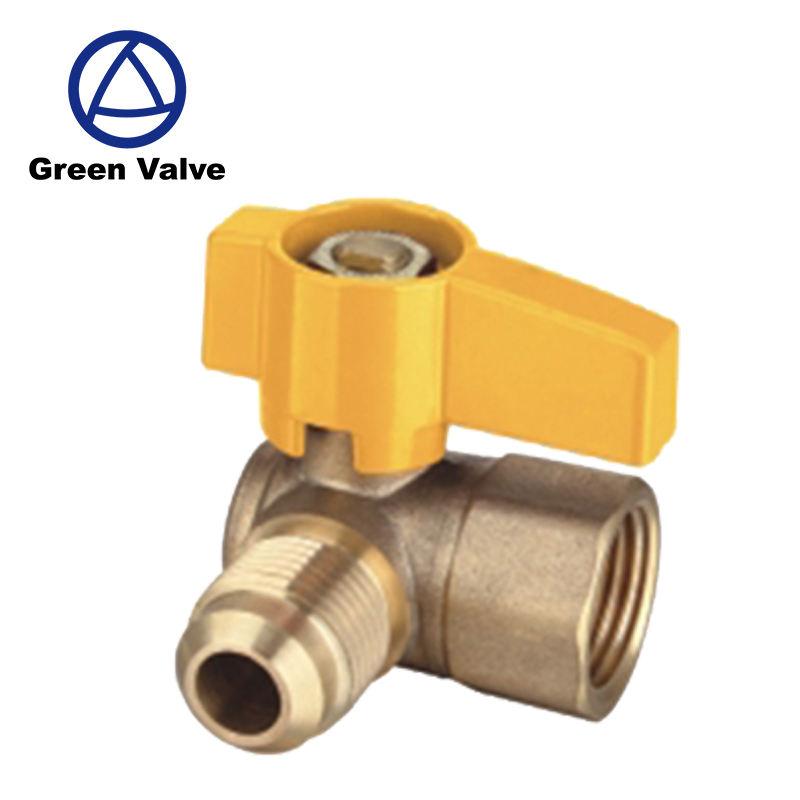 녹색 Guten 최고 알리바바 중국 공장 57-3 소재 낮은 가격 뜨거운 판매 아시아 황동 안전 밸브