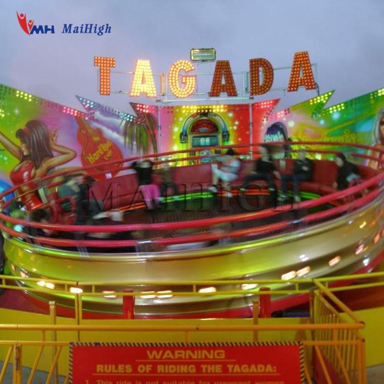 Fabrik Hersteller Anregende Unterhaltung <span class=keywords><strong>Park</strong></span> Disco Tagada Fahrten für Verkauf