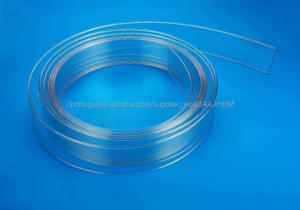 PC-123 melhor preço personalizado plástico transparente porta do obturador de <span class=keywords><strong>alta</strong></span> velocidade à prova de assaltante