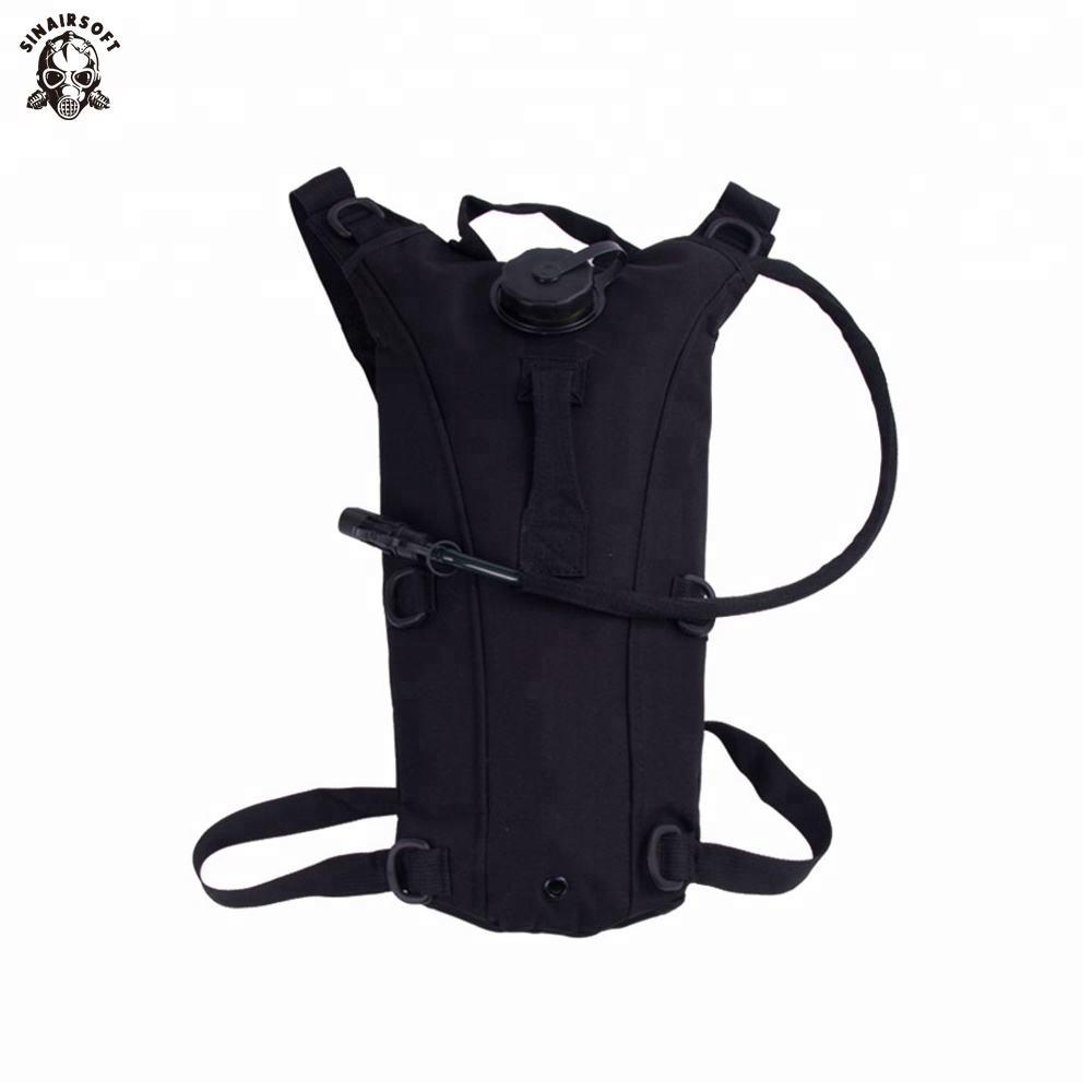 Taktische molle camping cyaling tasche military sport <span class=keywords><strong>camelback</strong></span> 600D nylon 2.5L kamel blase wasser rucksack