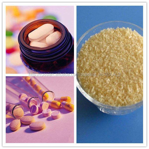 Фармацевтическая желатин клей продукт