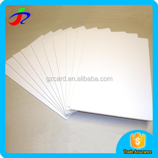 Размер банковской карты ясно ID пустой пластиковые пвх карты