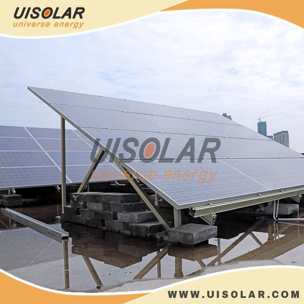 Алюминиевый солнечная земля крепления для солнечной <span class=keywords><strong>энергии</strong></span>, солнечной <span class=keywords><strong>энергии</strong></span> структура продукта