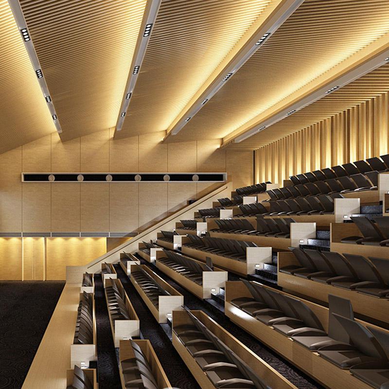 Vendita diretta della fabbrica del soffitto del PVC griglia-COOWIN