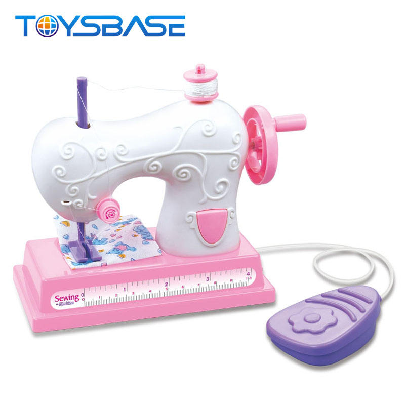 Wholesale Kids Pretend Play Mini Sewing Machine Toys
