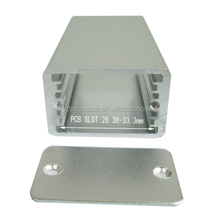 DAE004 aluminum chassis case enclosure housing for amplifier