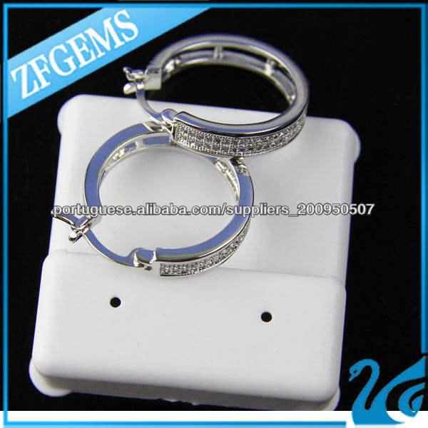 2013 novos brincos de abraço de Natal atacado moda jóias