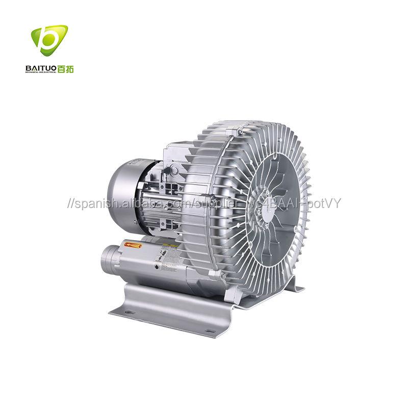 380 V alta calidad pequeño soplador de aire para el cortador de papel