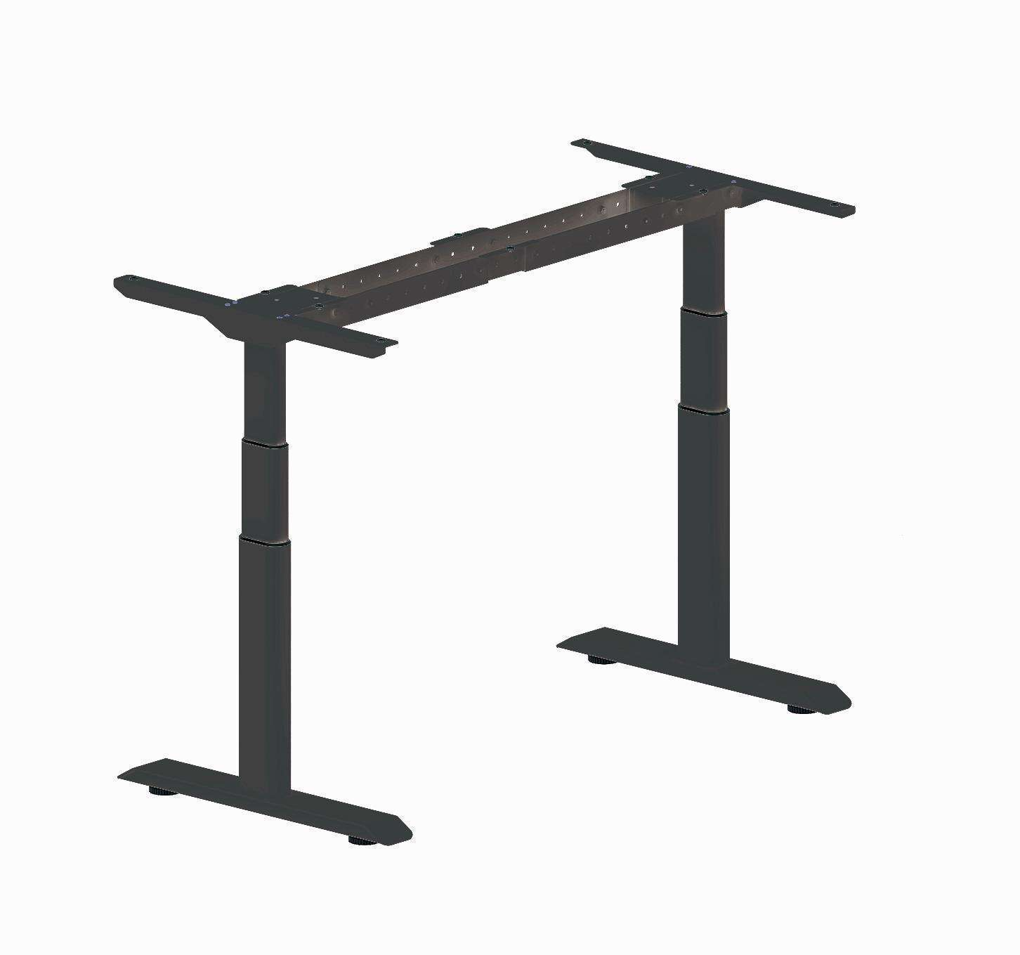 Electric lifting Mechanism Variable Height Electric Adjustable Desk for Office