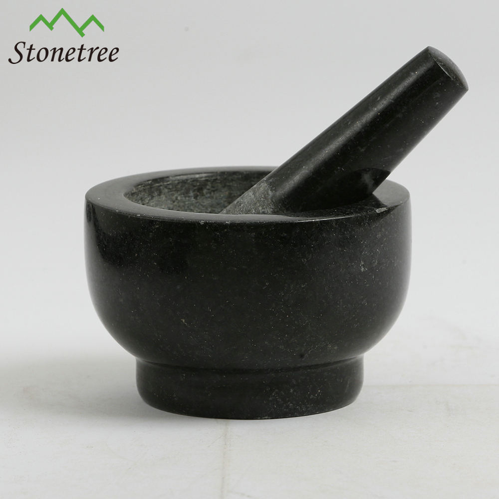 Hot Selling Spice Tools Cheap Stone Mortar Pestle