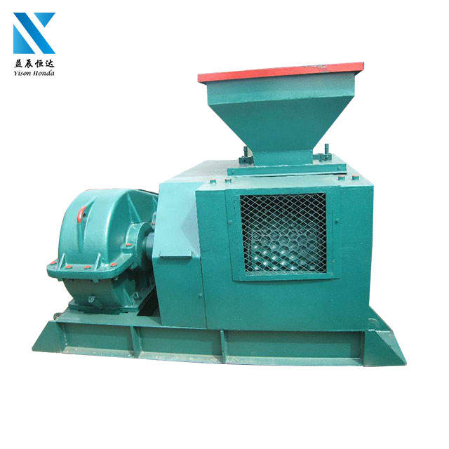 Charcoal coal powder ball Roller Press Briquetting Machine