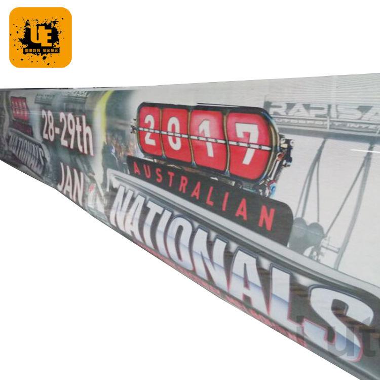 Выборочная печать забор из сетки баннер, сетка винил баннер для наружной рекламы