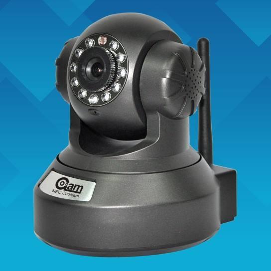 H.264 720 P mini caméra cctv prix vision nocturne 15 m PTZ