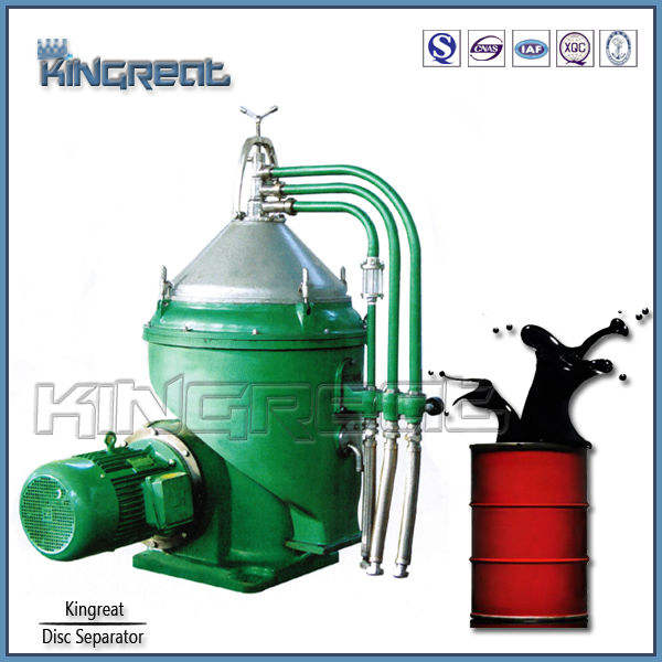 Modelo pdsd3000-f disco marine diesel petróleo alfa laval separador centrífugo