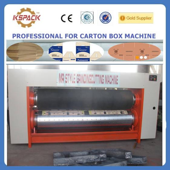 Jgd-06010 caixa de papelão ondulado máquina de corte e vinco para ondulado caixa de cartão / papel máquina de corte e vinco