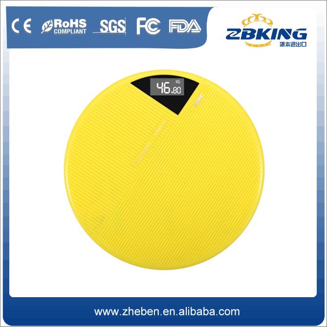 الأزرق الأصفر الأبيض الحمام وزنها مقياس الالكترونية