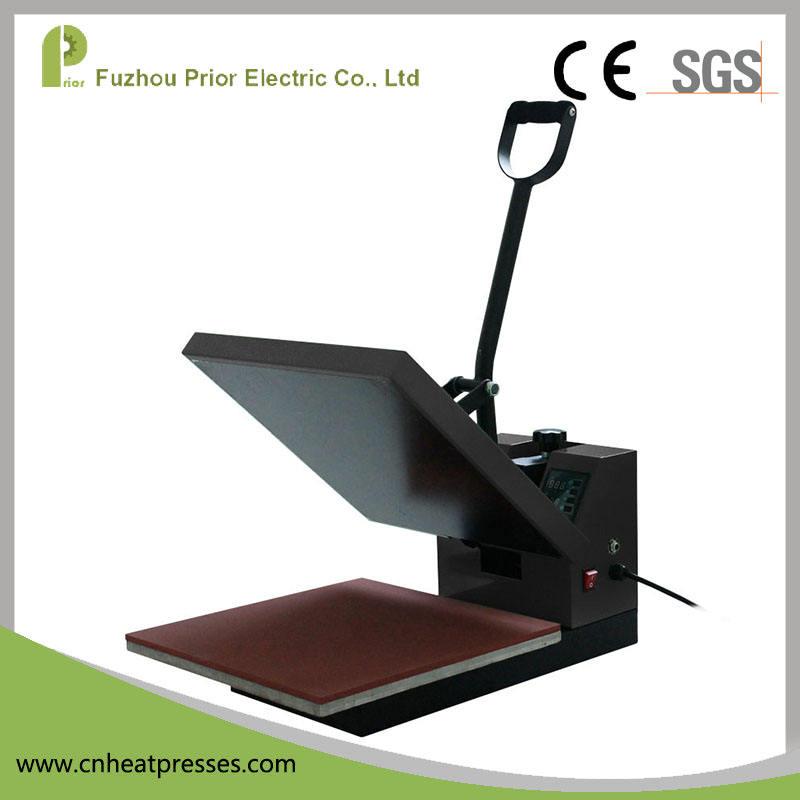 HP3801 Venta Caliente Clásica Camiseta Máquina De Impresión Manual de la Prensa del Calor