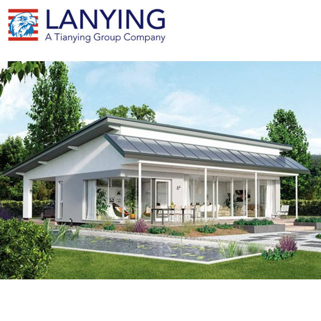 Fast and High Quality Prefabricated House Made in China
