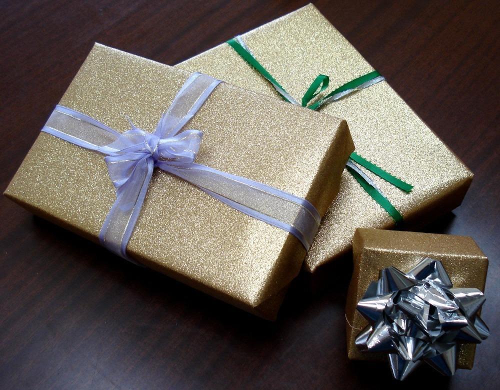 Индивидуальные блеск подарочная упаковка / блеск оберточной бумаги