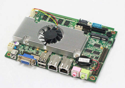 """атома intel d525 1.8 ггц процессора 3.5"""" малый размер таблетки пк материнская плата брандмауэр материнская плата"""