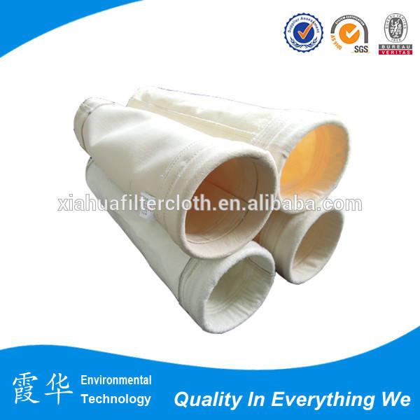 Membrana de polipropileno de alto-forno a gás filtro de saco