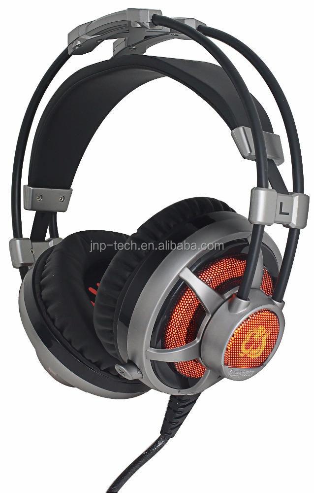 Jogos de computador fone de ouvido fone de ouvido para PC para ps3 para ps4 para xbox