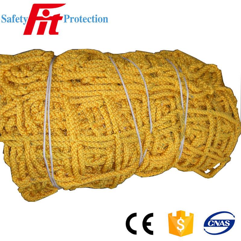 セーフティネットバリケード貨物のコンテナを使用