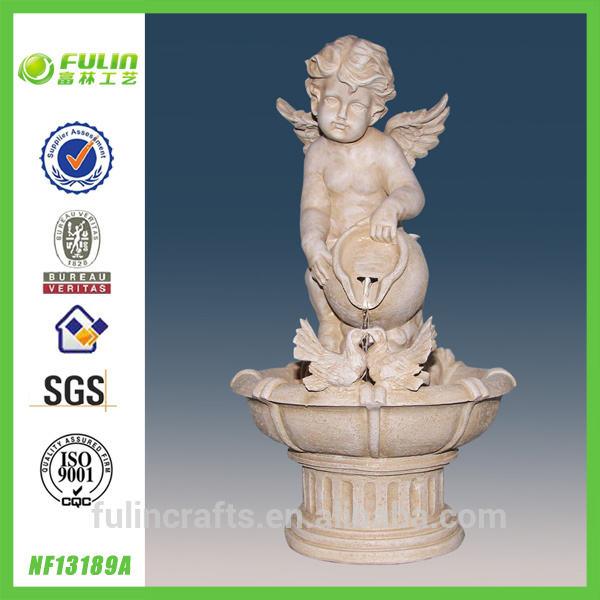 O anjo do jardim <span class=keywords><strong>fonte</strong></span> de água/angel <span class=keywords><strong>fonte</strong></span> de água ao ar livre