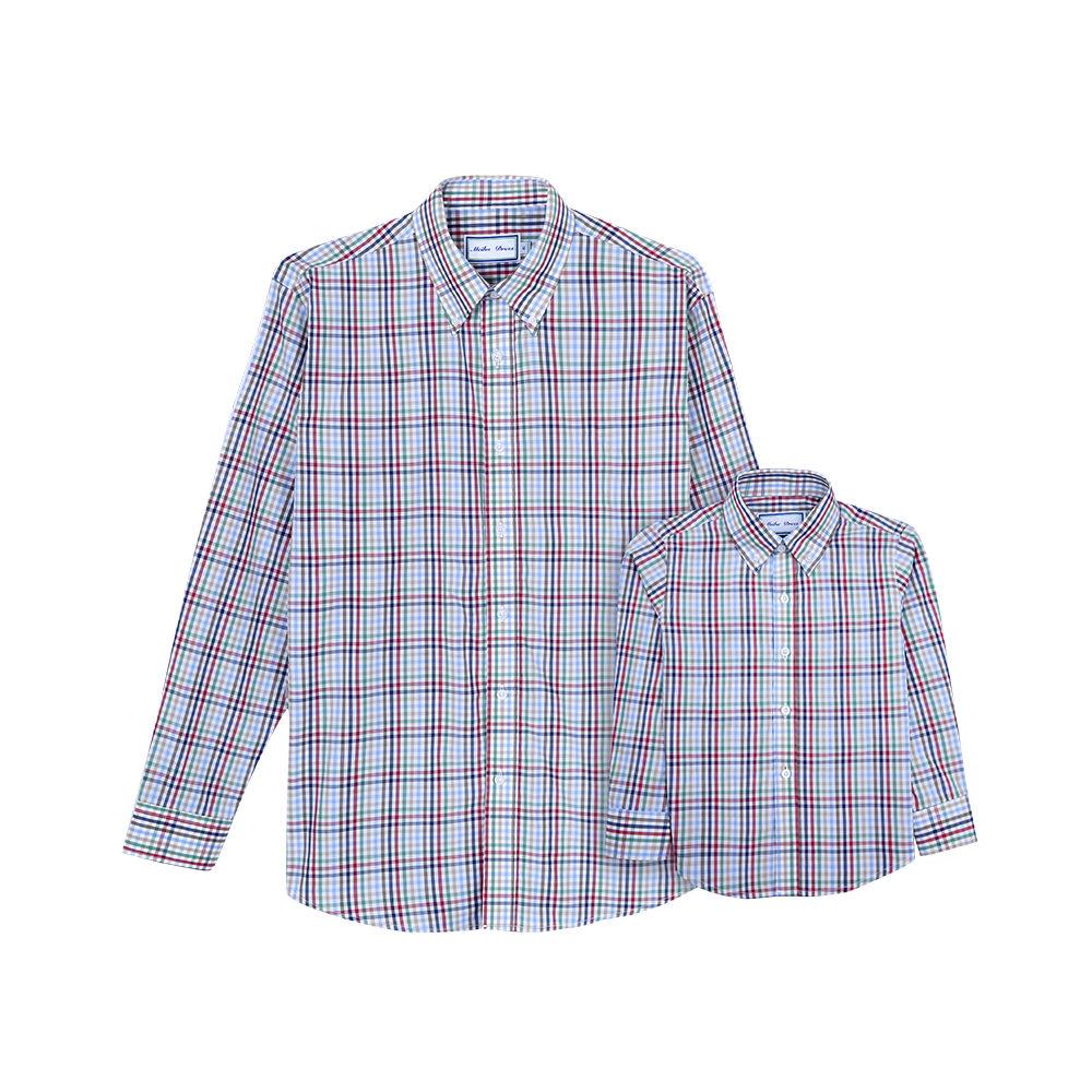 Рубашка в клетку Новый дизайн Мода полоса Проверено 2019 для детей мальчиков девочек ребенка