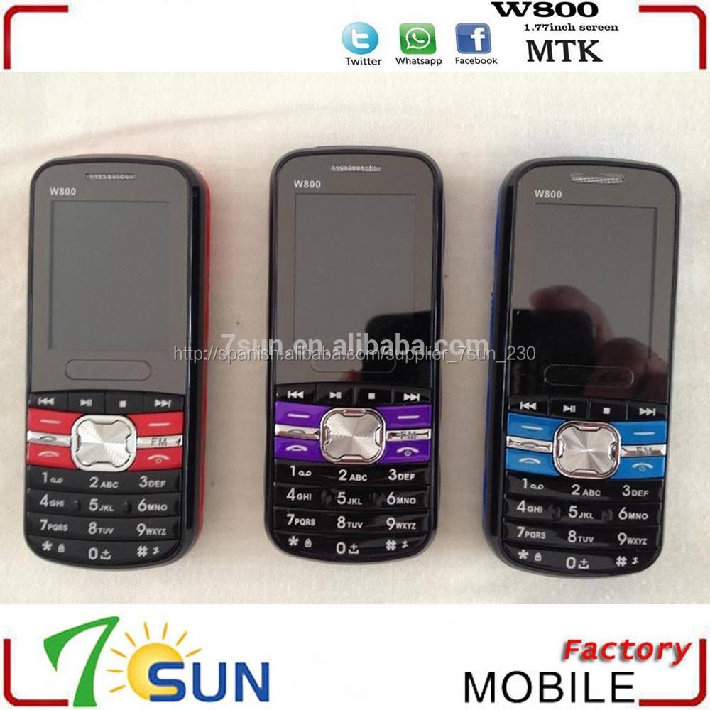 china alibaba celulares chinos w800 whatsapp