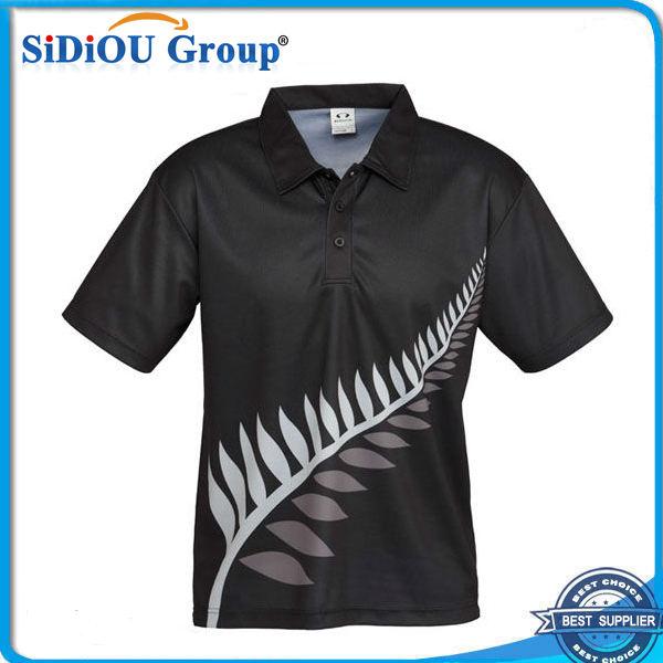 2013 New Zealand Herren Polo Shirts