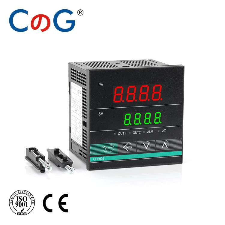 CG CHB902 tipo K PID inteligente ajuste Indicador de temperatura <span class=keywords><strong>Digital</strong></span> <span class=keywords><strong>controlador</strong></span> de 96*96 MM