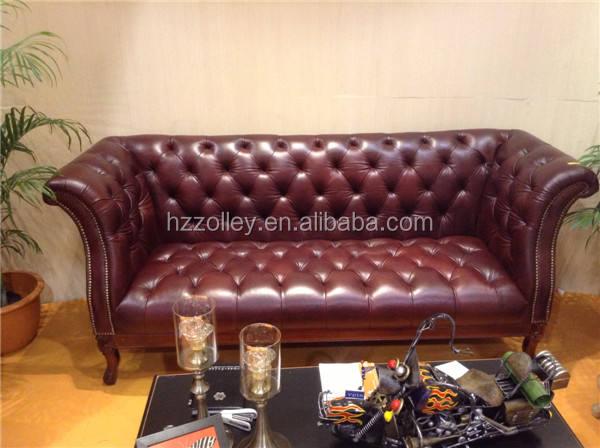 arabia <span class=keywords><strong>saudita</strong></span> di lusso regale in stile vintage in pelle mobili per ufficio sala riunioni divano in pelle