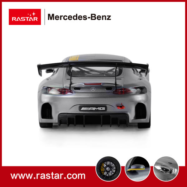 RASTAR 1:14 <span class=keywords><strong>Mercedes</strong></span> Серый Электрические Батареи Автомобиля Игрушки Детей