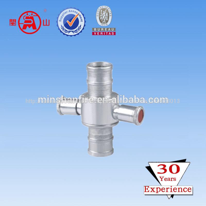 гарантия качества алюминий джон моррис соединение шланга связи