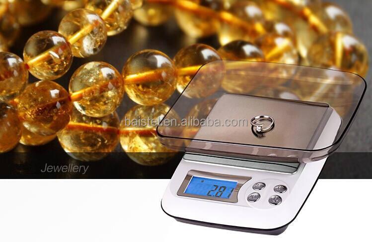 500 г * 0.01 г цифровые электронные карманные весы ювелирные изделия для кухонные весы питания с адаптером