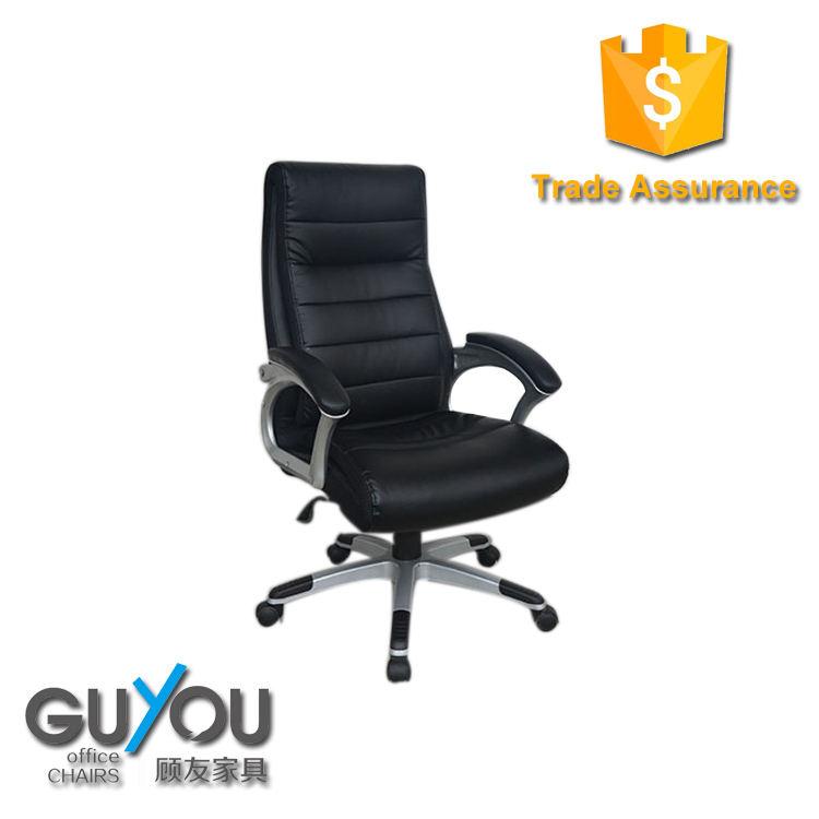 Precio de Fábrica <span class=keywords><strong>superior</strong></span> GUYOU silla ergonómica silla de oficina negro