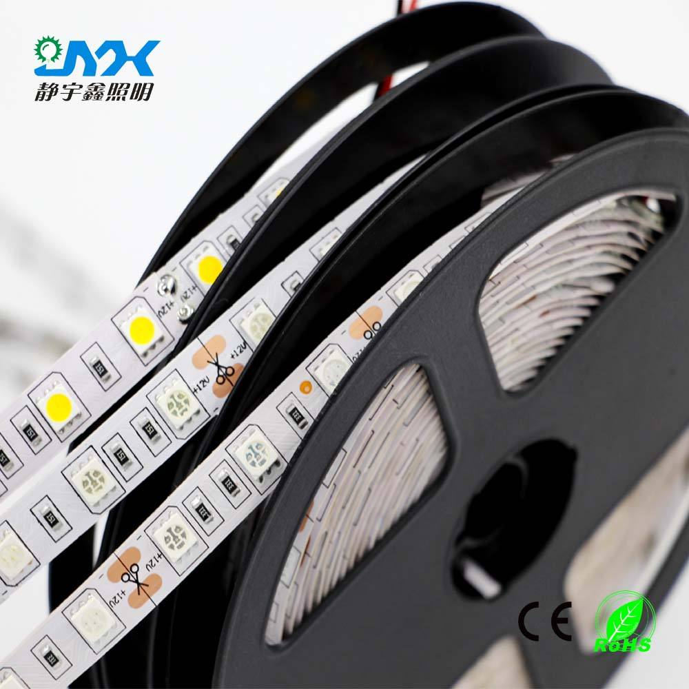 채굴 Price <span class=keywords><strong>5050</strong></span> Led Strip Warm white/White 와 60 의 led/m DC12V 24 V 와 BIS certification