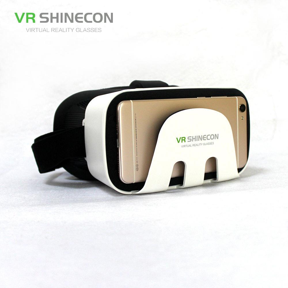 Ücretsiz örnek fabrika fiyat ve uzaktan joystick 3gp VR 3d Gözlük mavi film video google daydream vr kulaklıklar