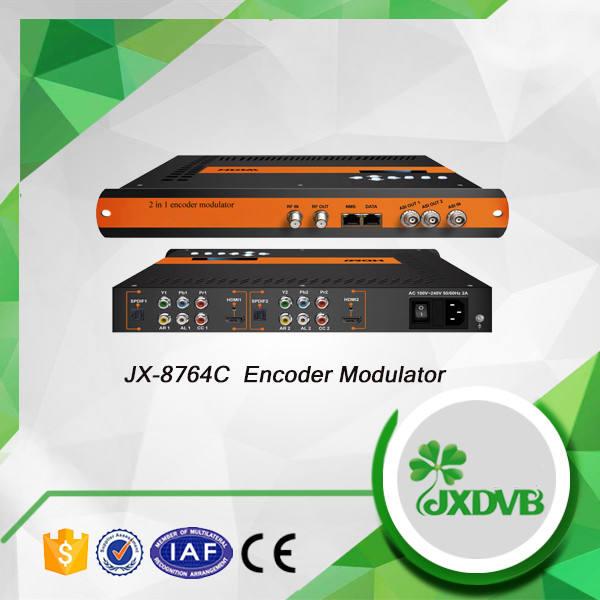 Prix-off promotions hdmi clavier dvb s2 codeur modulateur