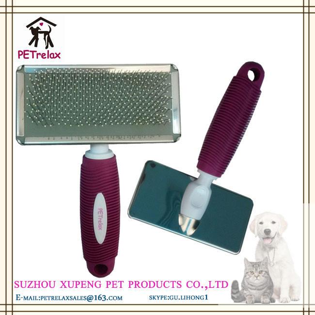 ( l) pr80046- 1 éco.- amicalequalité chers animaux de compagnie toilettage des brosses de nettoyage quotidien