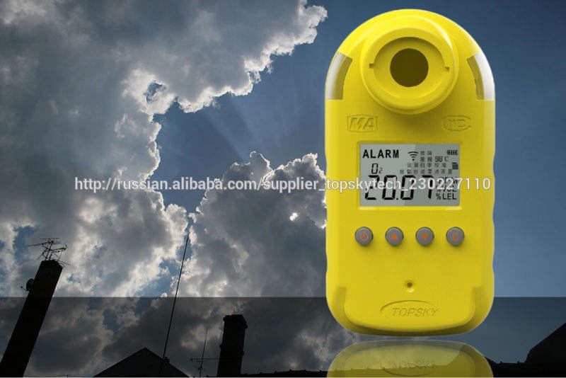 метана детектор утечки газа JCB4