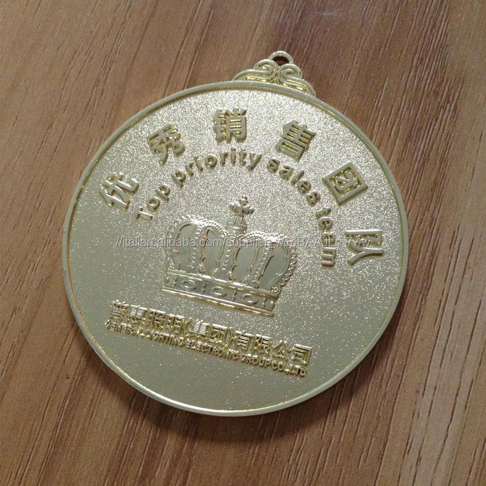 Personalizzato metallo Religioso medaglia e trofeo