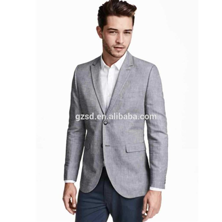 2018 design de moda o seu próprio e único homem terno sob medida