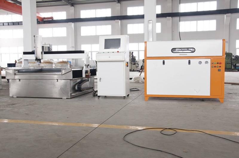 Производитель высококачественные установки гидроабразивной резки для резки мармора , гранита, камня