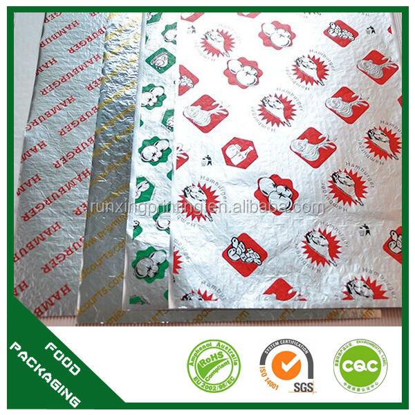 Шоколадное обертывание бумаги, шоколад подарочная упаковка бумаги