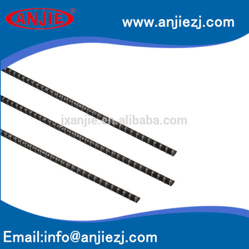 الايبوكسي الحديد المطلي ألياف الكربون حديد التسليح( cfrp) حديد التسليح عززت البوليمر