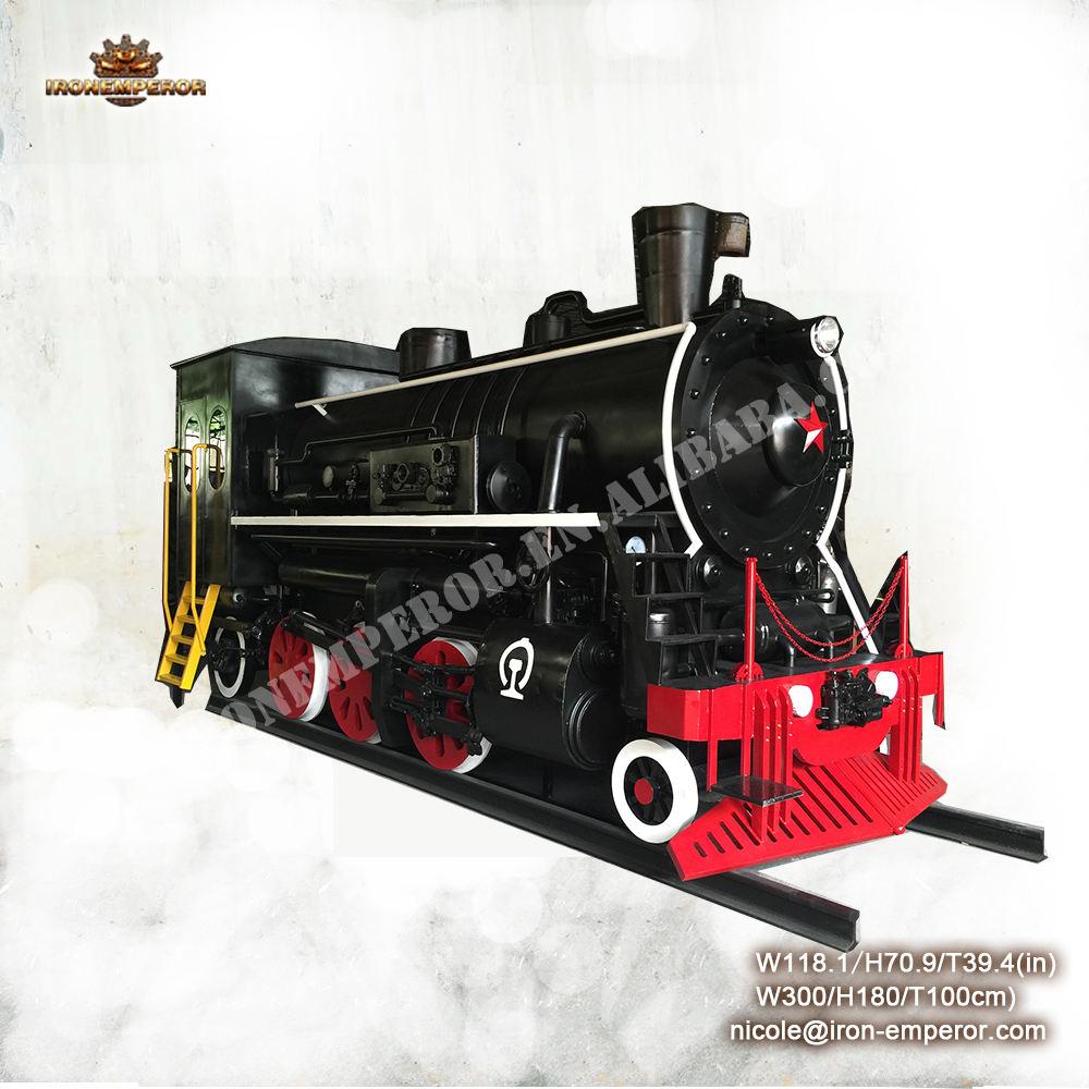 Оптовая продажа автомобильных модель обучения Масштаб Поезд N & паровой двигатель модель поезда Крытый торговый центр